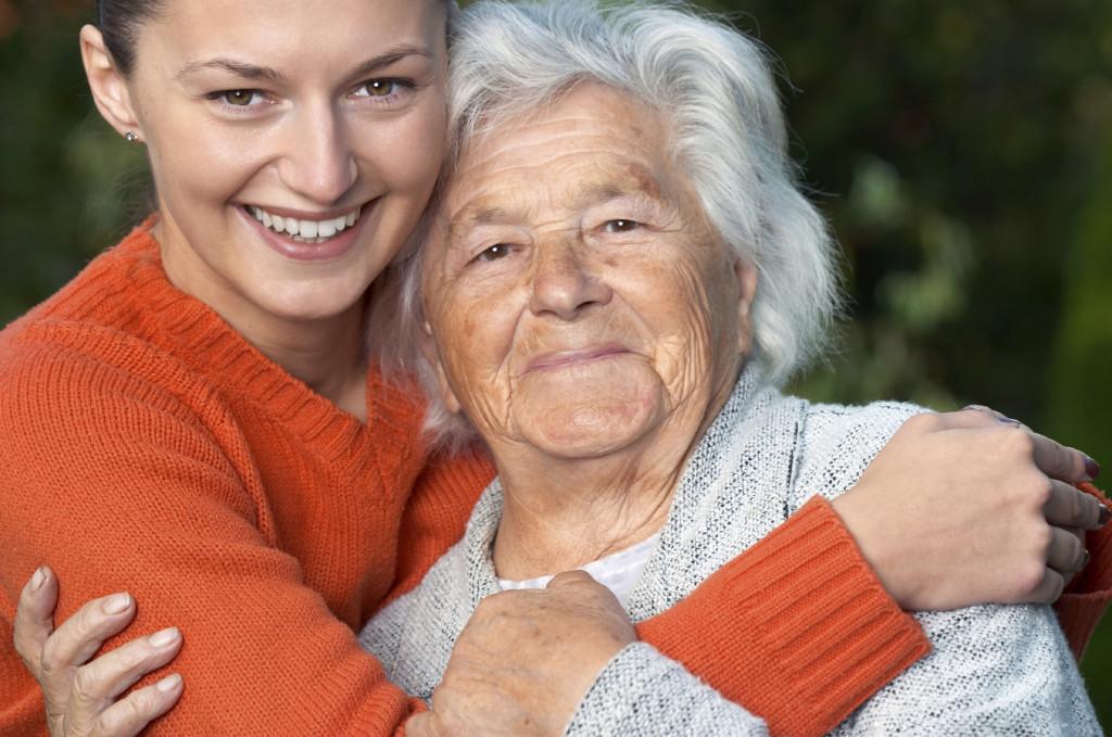 Giovane e anziano